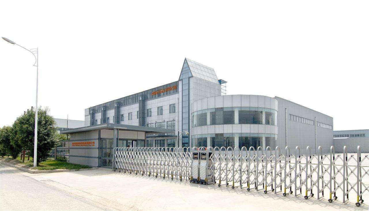 近年为纺织厂进行批量的织机改造工程