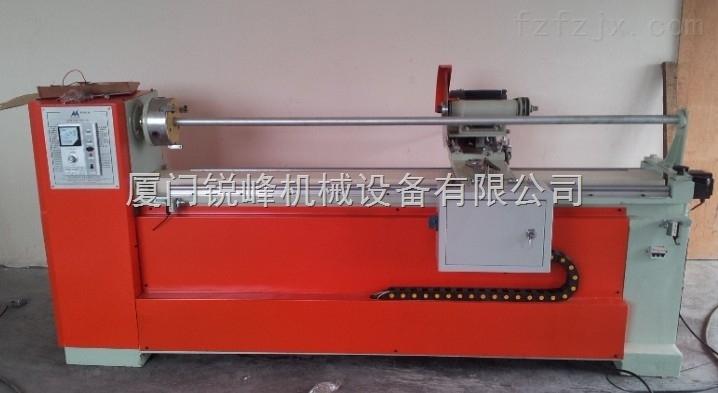 RF170-全自动电动45度纵直条斜切机捆条机