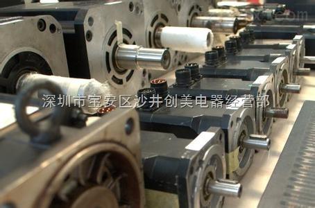 纺织机械伺服电机维修,编码器维修,伺服电机绕线等